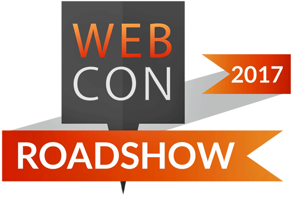 WEBCON Roadshow