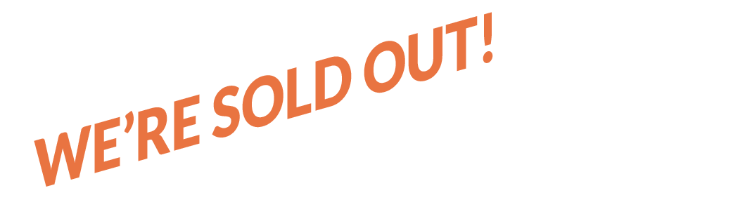 WEBCON Hamilton is Sold out